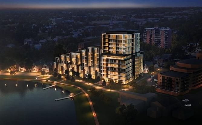 Cresent Street Development Vision